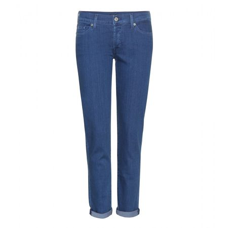 7 for all Mankind Josefina Slim Jeans blue