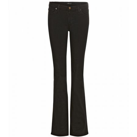 7 for all Mankind The Skinny Bootcut Jeans black