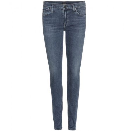 Citizens of Humanity Avedon Skinny Jeans gray