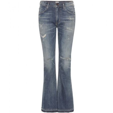 Citizens of Humanity Drew Flare Jeans gray