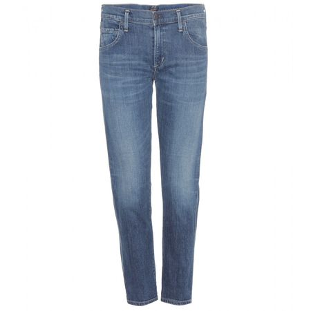 Citizens of Humanity Emerson Slim-fit Boyfriend Jeans blue