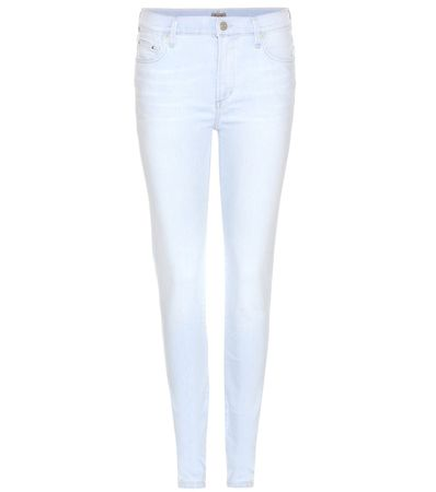 Citizens of Humanity Rocket High-rise Skinny Jeans blue