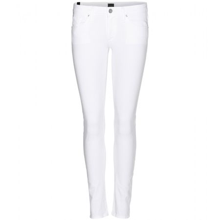 Citizens of Humanity Santorini Racer Jeans white