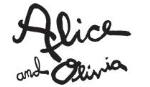Designer Luxus Alice + Olivia