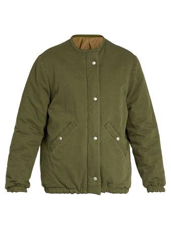 Étoile Isabel Marant Celia reversible jacket