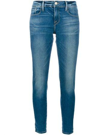 Frame Denim Le Garcon Jeans turquoiseblue