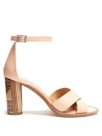 Gabriela Hearst John leather sandals