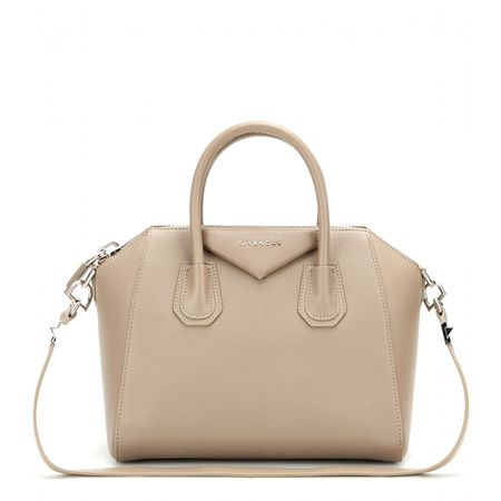 Givenchy Antigona Small Leather Tote brown