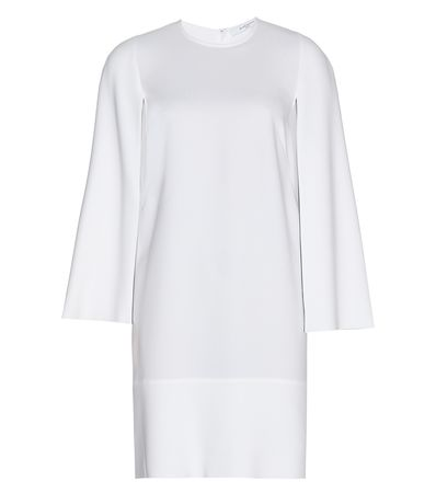 Givenchy Crêpe Dress white