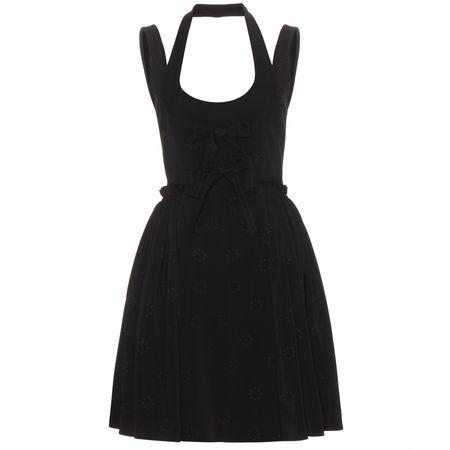 Givenchy Jacquard Dress black