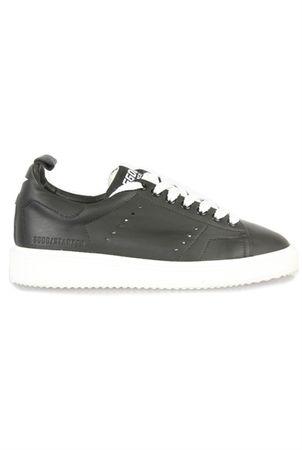 Golden Goose Starter Sneaker Black gray