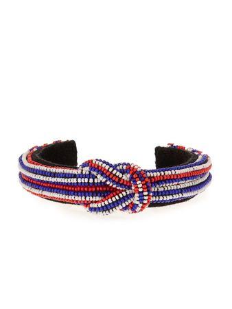 Isabel Marant Bou Saf Saf bracelet gray