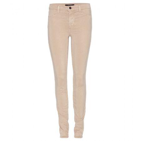 J Brand Super-skinny Trousers gray