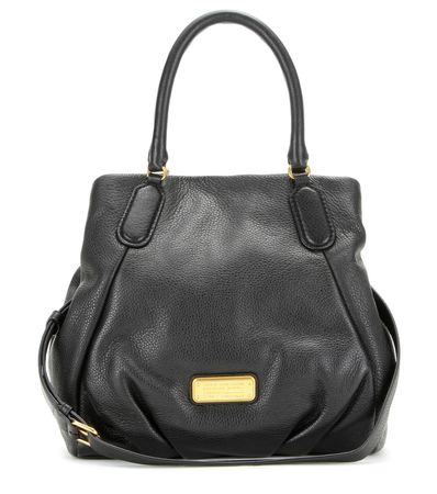 Marc by Marc Jacobs Fran Leather Tote gray