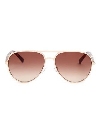 Max Mara Design sunglasses white