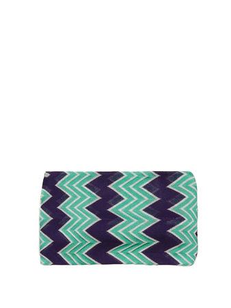 Missoni Zigzag-knit headband
