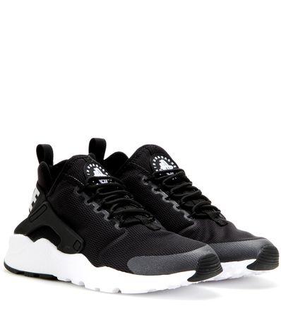 Nike  Air Huarache Run Ultra Sneakers black