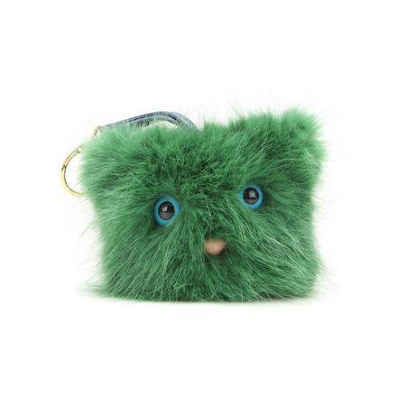 Shrimps Jerry Mascot Handbag Accessory green