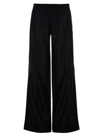 Valentino Drawstring wide-leg trousers