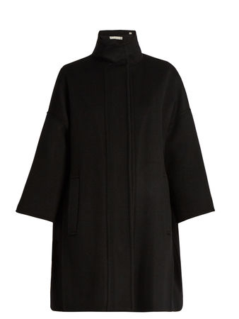 Vince Double-faced wool duffle coat